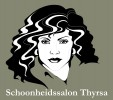 Logo Schoonheidssalon Thyrsa 2016
