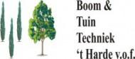 Visch Boom & tuintechniek 2016 logominiem